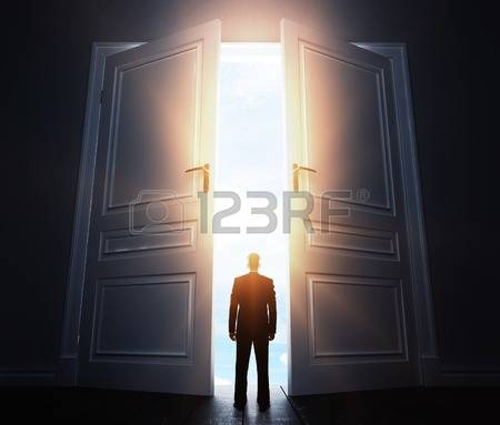 41901507-businessman-in-room-with-big-open-door