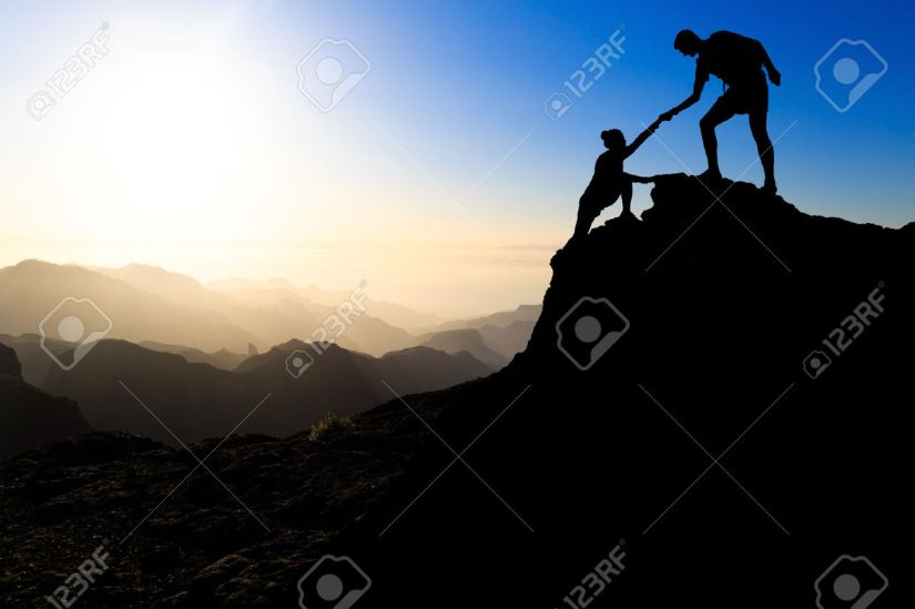40089201-teamwork-couple-hiking-trust-help-each-other-assistance-in-mountains-sunset-silhouette-team-of-climb-stock-photo