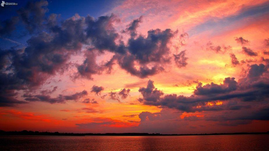mare-di-sera,-cielo-di-sera,-nuvole-207327