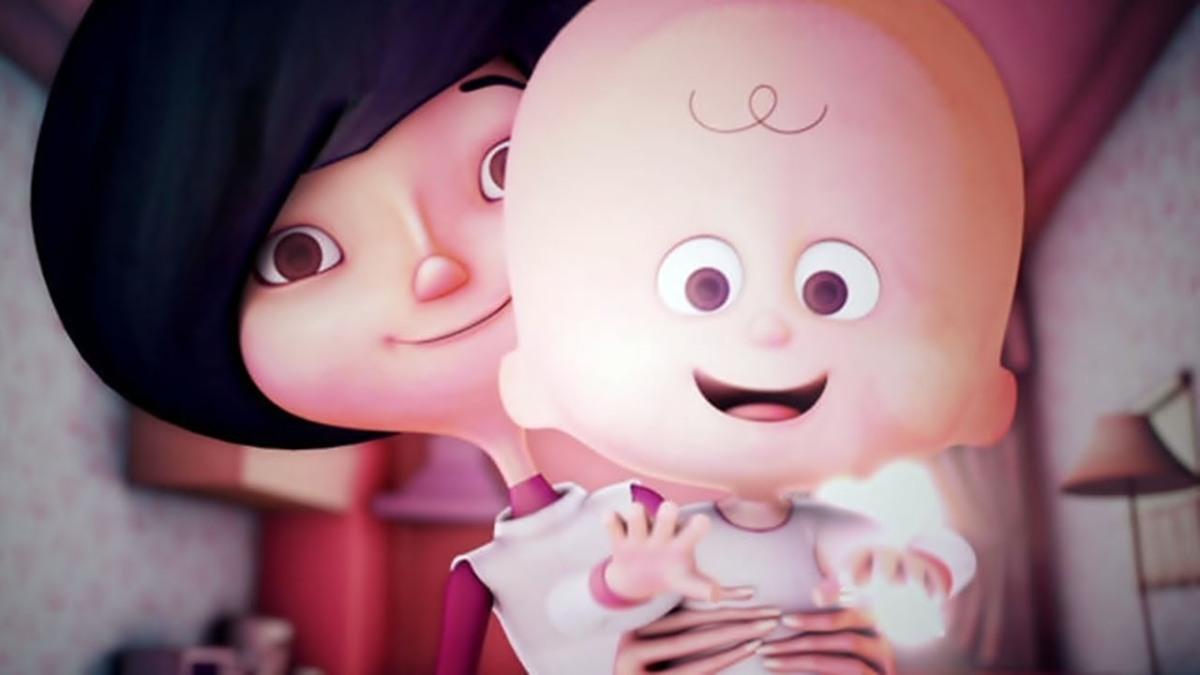 """Cae la Luna"": hermoso cortometraje sobre la belleza de ser madre"