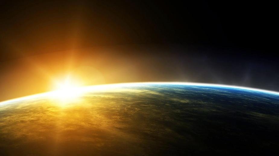 sol tierra perigeo colgado por los newtons